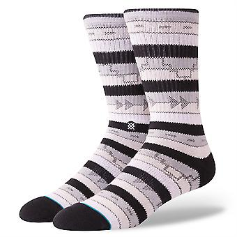 Stance Foundation Mens Socks ~ Marseille grey (L)