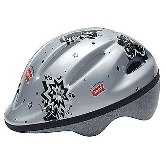 Okbaby solrige-hjelm M (sølv) sølv kat