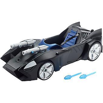 DC Comics Twin ligi sprawiedliwości Blast Batmobil