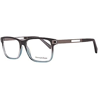 Zegna glasses mens Blau