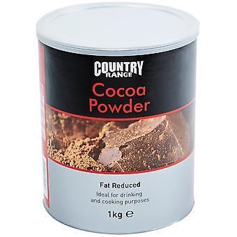 Land Auswahl Fett reduziert Kakaopulver