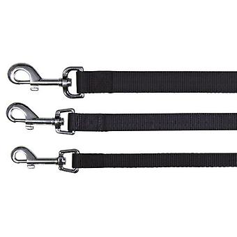 Trixie Correa Regulable Classic Negra (Dogs , Collars, Leads and Harnesses , Leads)