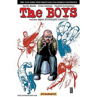 The Boys - Volume 8 - Highland Laddie by John McCrea - Keith Burns - Ga
