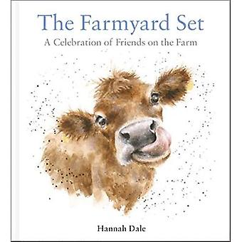 The Farmyard impostato dal Set da cortile - 9781849945042 libro