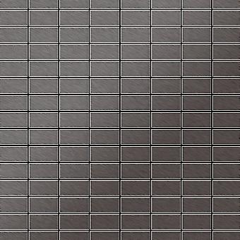Mosaïque en métal massif Titane ALLOY Bauhaus-Ti-SB