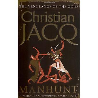 Persecución por Christian Jacq - libro 9781847390608