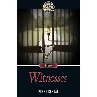 Rapid Plus 8.1 Witnesses (1st School edition) by Penny Kendal - 97804