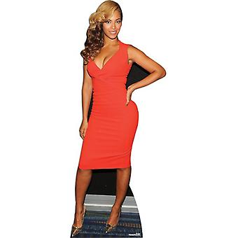 Beyonce Knowles Lifesize Cardboard Cutout / Standee