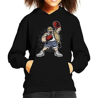 Vet Boxer Kid de Hooded Sweatshirt