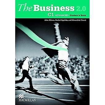 Livro do aluno Business 2.0 + nível avançado de EWorkbook