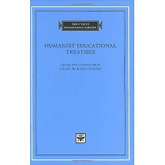Humanistische educatieve verhandelingen (ik Tatti Renaissance bibliotheek)