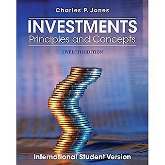Investments 12e Isv