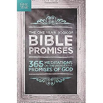 Das einjährige Buch der Bibel verspricht