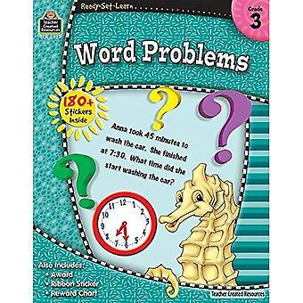 Prêts-ensemble-apprendre: Mot problèmes Grd 3 (prêts, apprendre)