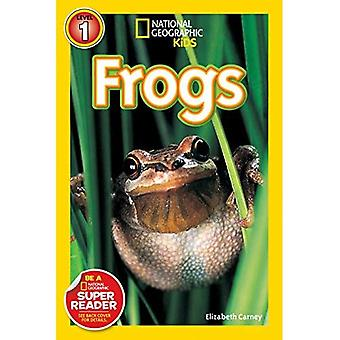 Frogs ( National Geographic  Readers)