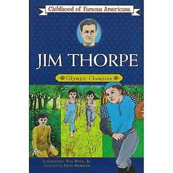 Jim Thorpe, Olympic Champion