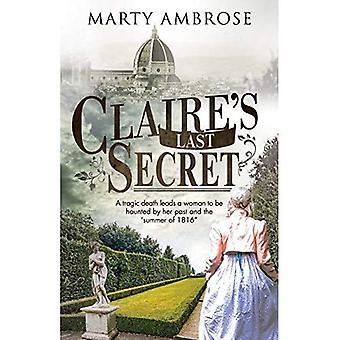 Claires letztes Geheimnis (A Claire Clairmont Geheimnis)