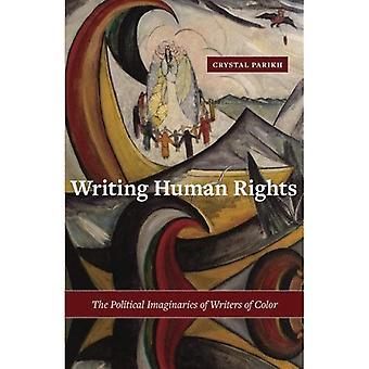 Schreiben der Menschenrechte: Die politische Bildwelten der Autoren der Farbe