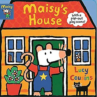 Maisy's House: with a pop-out play scene (Maisy) [Board book]