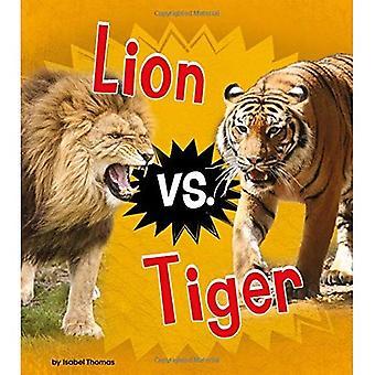 Lion vs. Tiger (Animal Rivals)