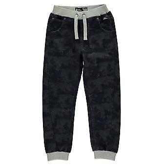 Sin miedo niños Camo Jog Jeans Junior