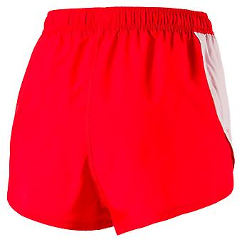 PUMA cross the line split kids of Woven shorts Red