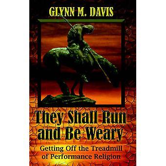 Zij lopen en vermoeid door Davis & Glynn M.