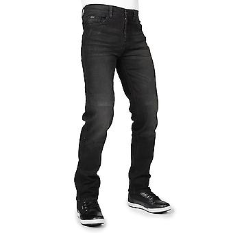 Bull-It Black Tatical SP75 Straight - Short Motorcycle Jeans