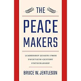 Budowniczymi pokoju - lekcje przywództwa od XX wieku początkowo model sprzedawany
