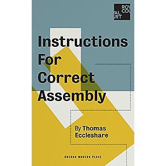 Anweisungen für die korrekte Montage von Thomas Eccleshare - 978178682497