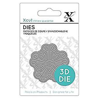Xcut Mini Dies (1pcs) - Flower (XCU 503631)