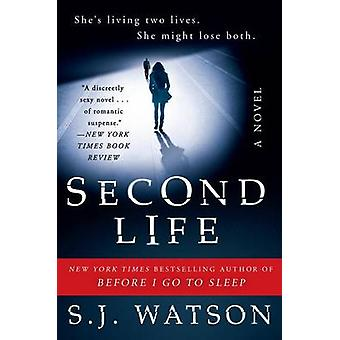 Second Life by S J Watson - 9780062060594 Book