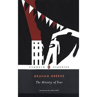 Ministry of Fear by Greene Graham - 9780143039112 Book