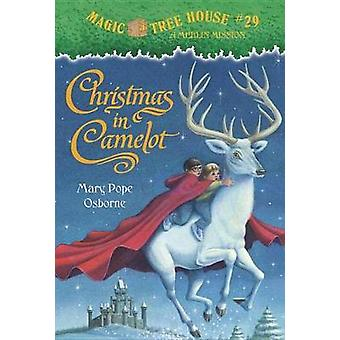 Christmas in Camelot by Mary Pope Osborne - Sal Murdocca - 9780375858