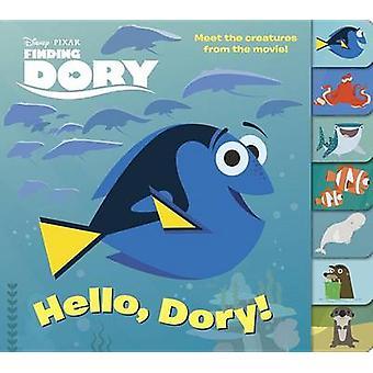 Hello - Dory! (Disney/Pixar Finding Dory) by Random House Disney - Ra