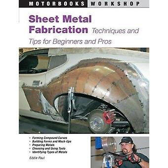 Sheet Metal Fabrication by Eddie Paul - 9780760327944 Book