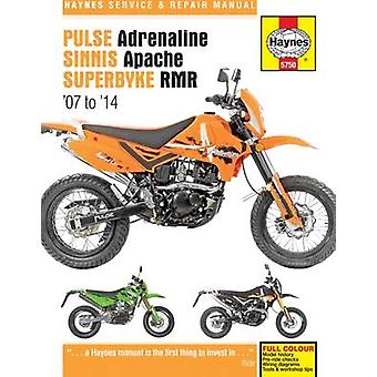 Pulse/Pioneer Adrenaline - Sinnis Apache & Superbyke RMR Service & Re