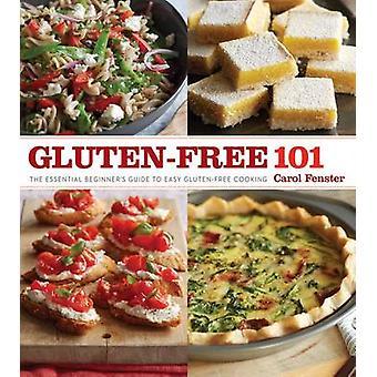 Gluten-free 101 by Carol Fenster - 9781118539125 Book