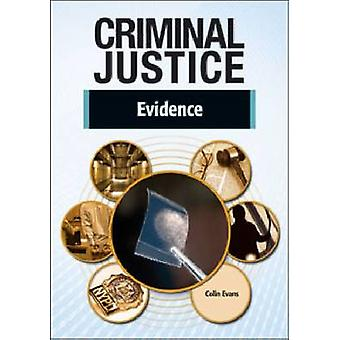 Evidence by Colin Evans - 9781604136159 Book