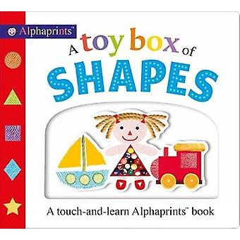 Picture Fit A Toy Box of Shapes by Picture Fit A Toy Box of Shapes -