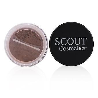 Scout Cosmetics Mineral Blush SPF 15 - # Demure - 4g/0.14oz