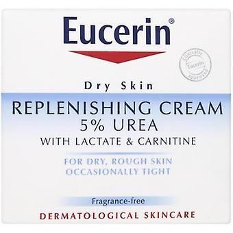 Eucerin Replenishing Cream 5% Urea with Lactate and Carnitine 75ml