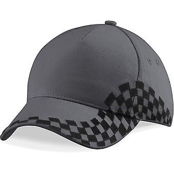 Beechfield - Grand Prix Baseball Cap - Hat
