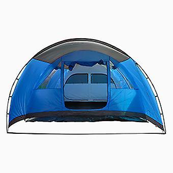 Charles Bentley 6 mann vanntett telt camping utendørs Festival 2 rom-grå