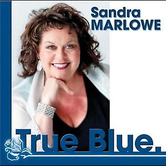 Sandra Marlowe - True Blue. [CD] USA import
