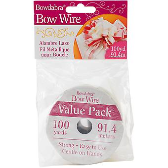 Bowdabra Bow Wire 100Yd Gold Bow3050