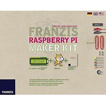 Maker kit Franzis Verlag Raspberry PI Maker-set 978-3-645-65269-8