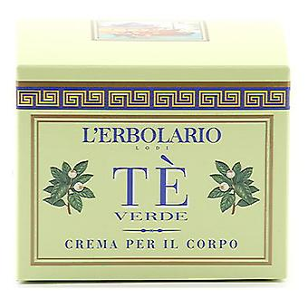 L'Erbolario Green tea body cream 300 ml