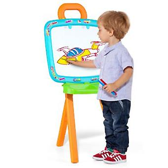 Molto Dual Blackboard With Tripod (Toys , Educative And Creative , Tables And Desks)