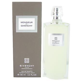 Givenchy Monsieur de Givenchy für Männer 3.3 oz EDT Spray